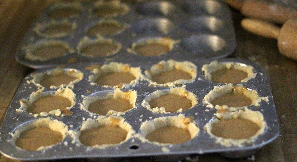 mini pumpkin pies 7