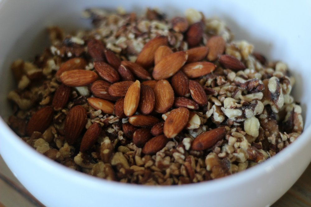 Grain Free Granola Recipe with several variations
