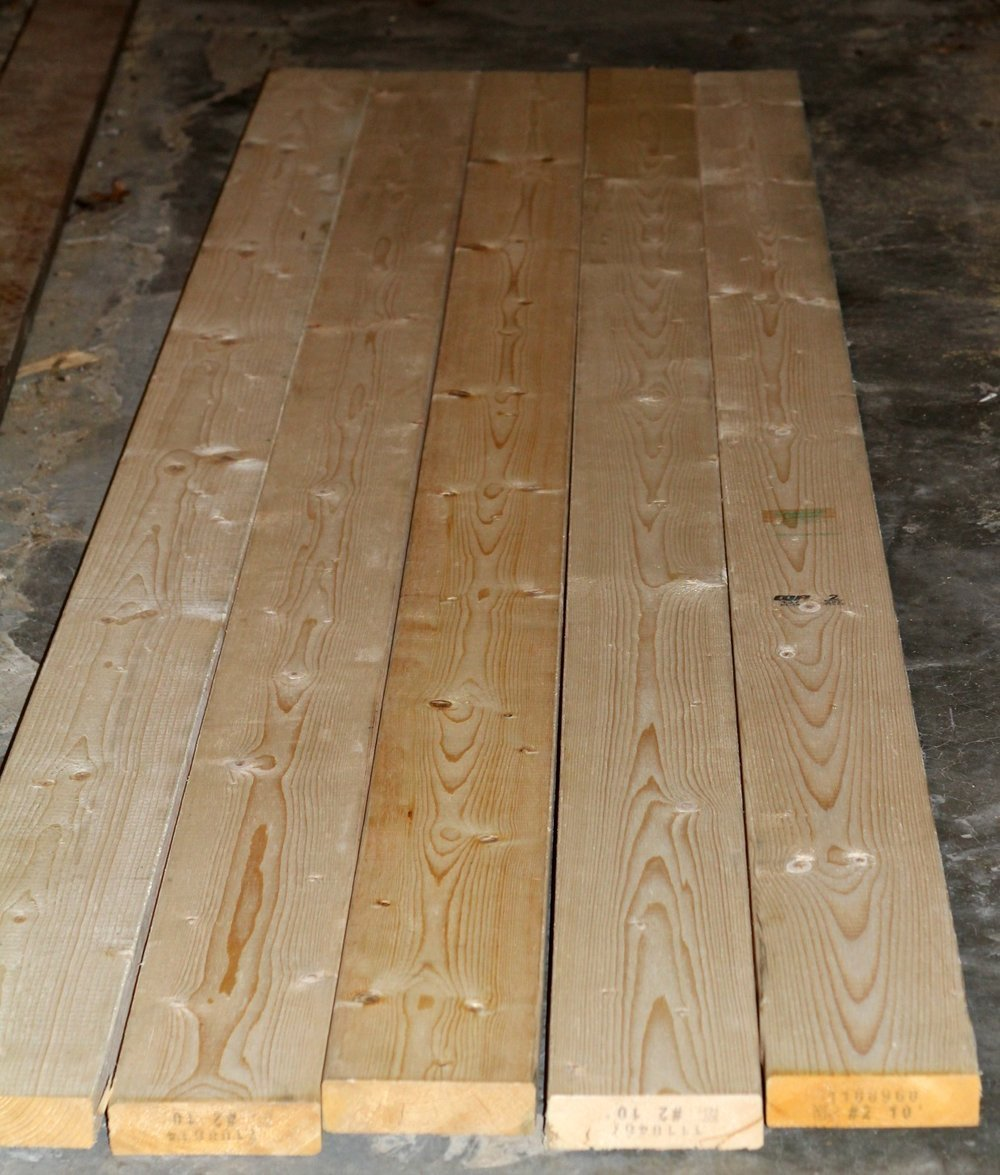 craft room desk boards