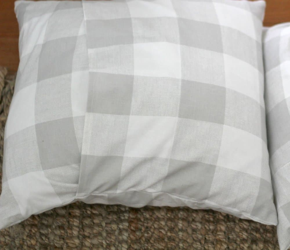 ikea pillow shams