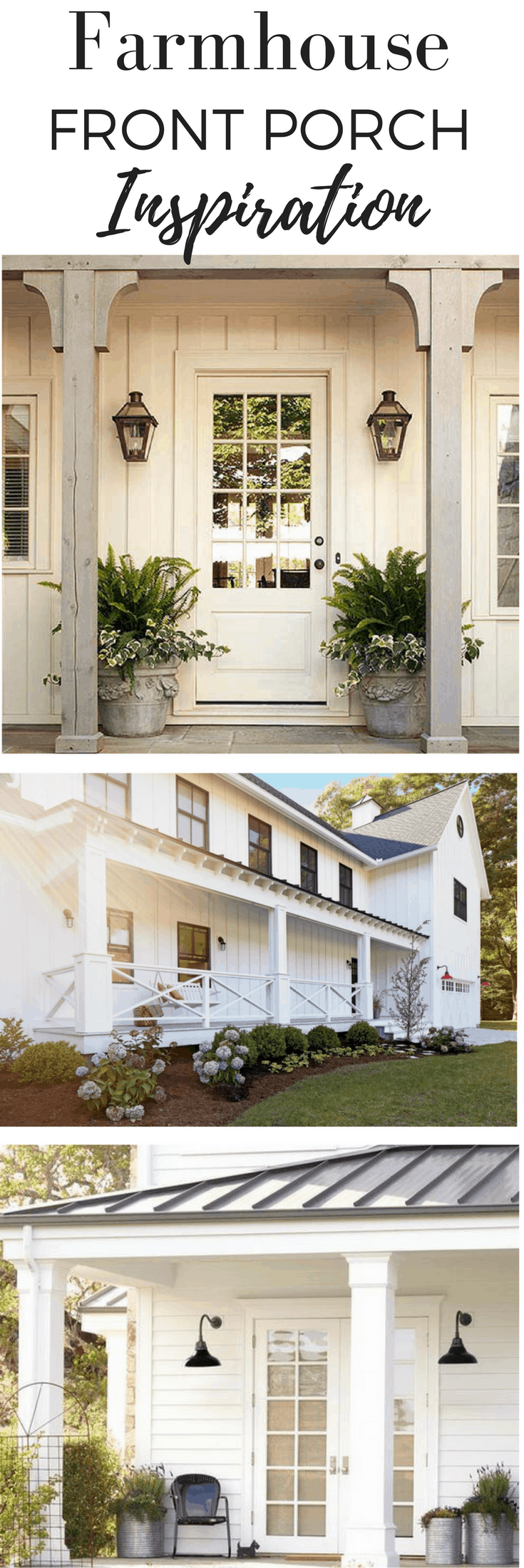Curb Appeal Makeover With Lowe\'s- Before Pictures and Inspiration ...