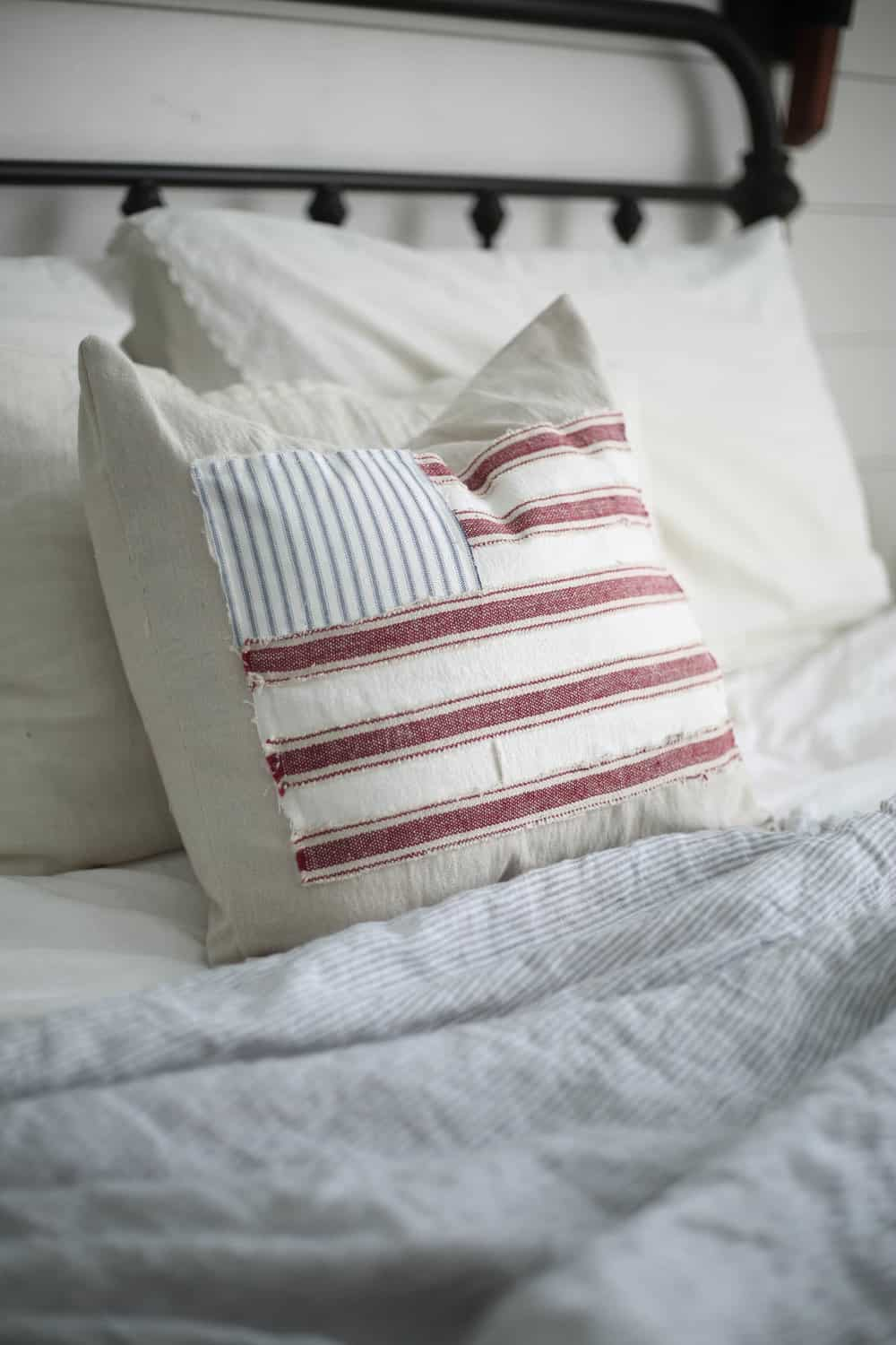 Diy Bed Linen Sewing