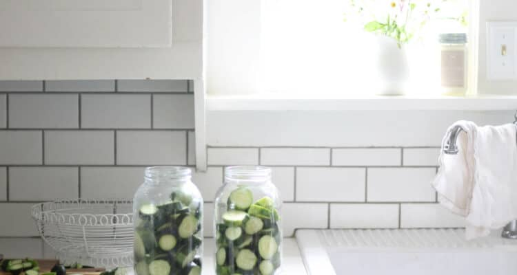 The Easiest Way to Make Homemade Pickles