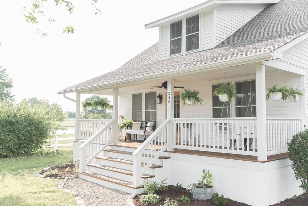 title | farmhouse front porch