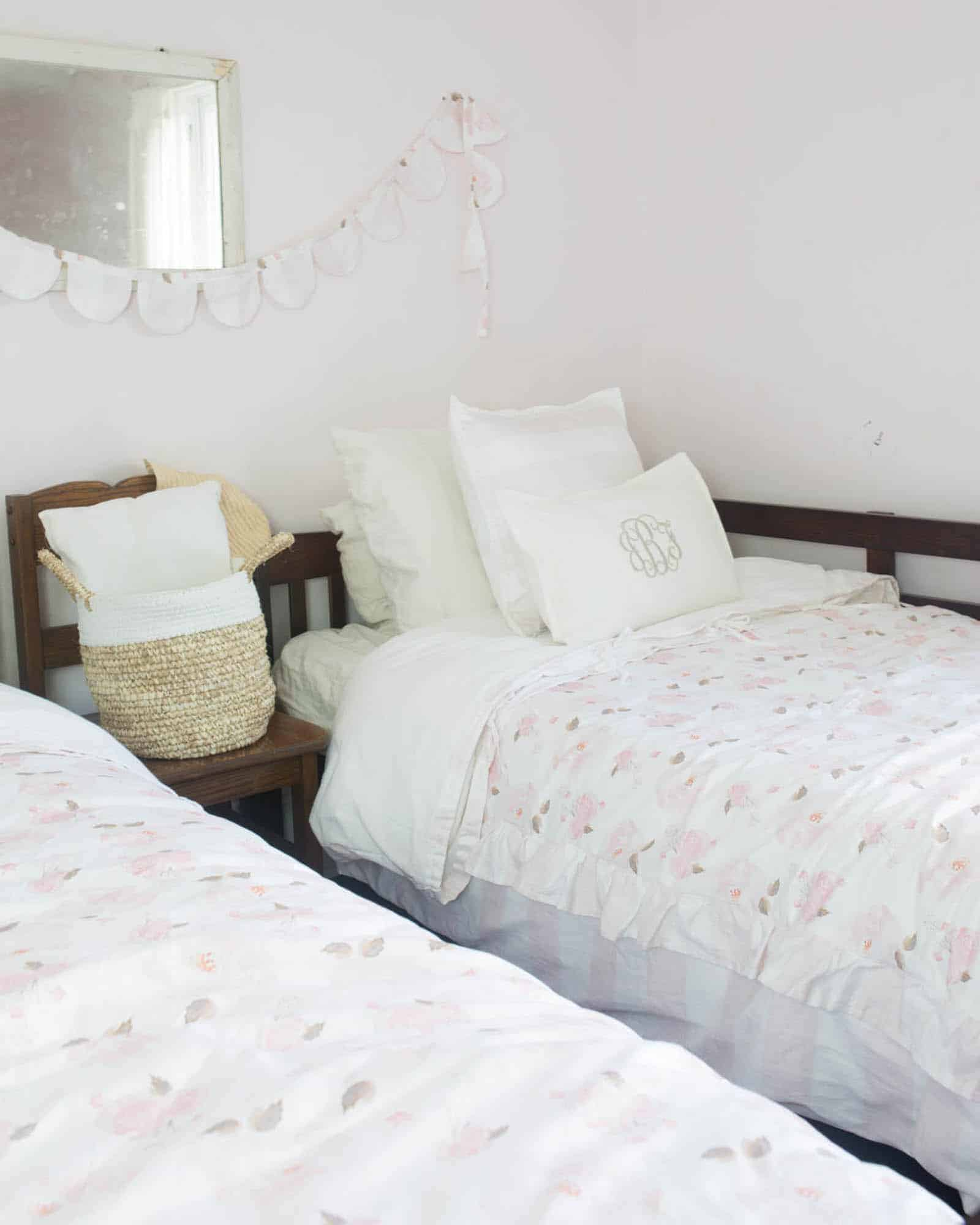 Beautiful Bedding And Tricks For Sewing A Duvet Cover