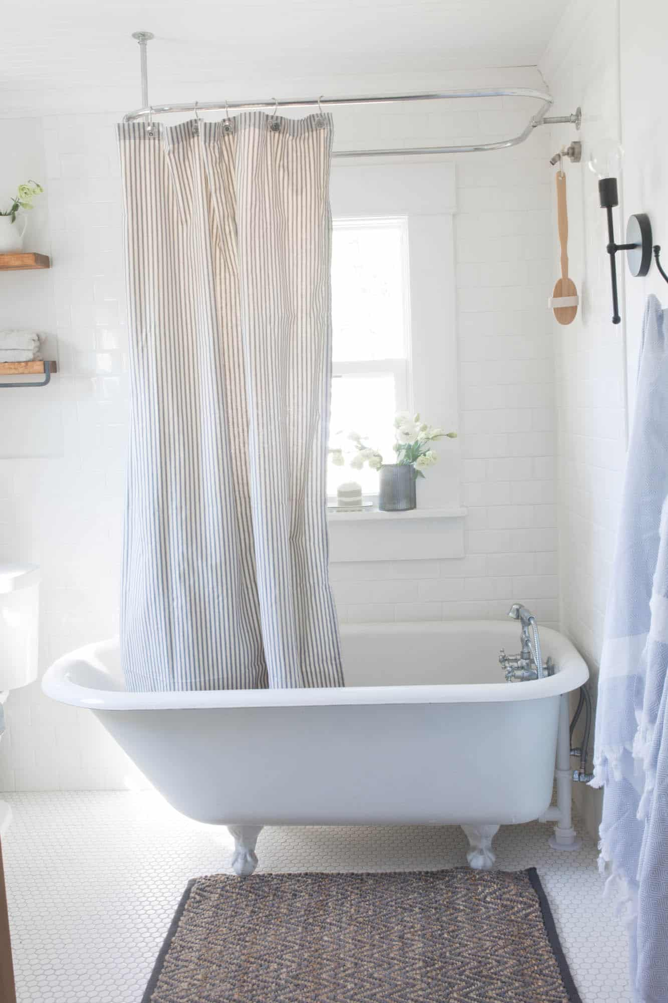 Farmhouse Bathroom Decor - Farmhouse on Boone