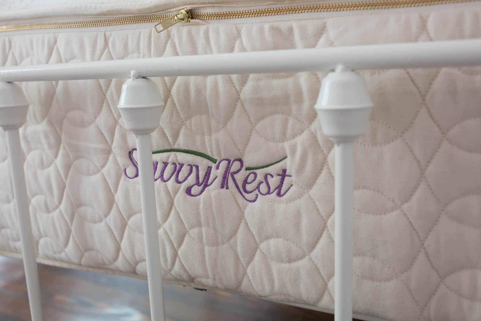 savvy rest mattress review