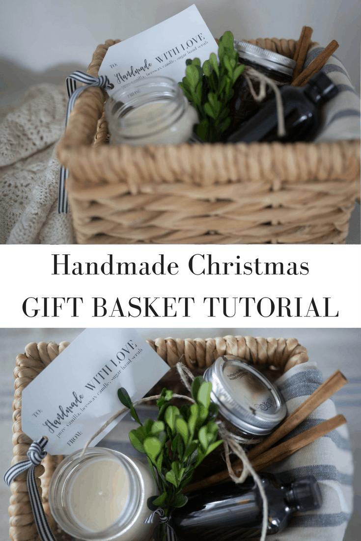 Homemade Christmas Gifts - Farmhouse on Boone