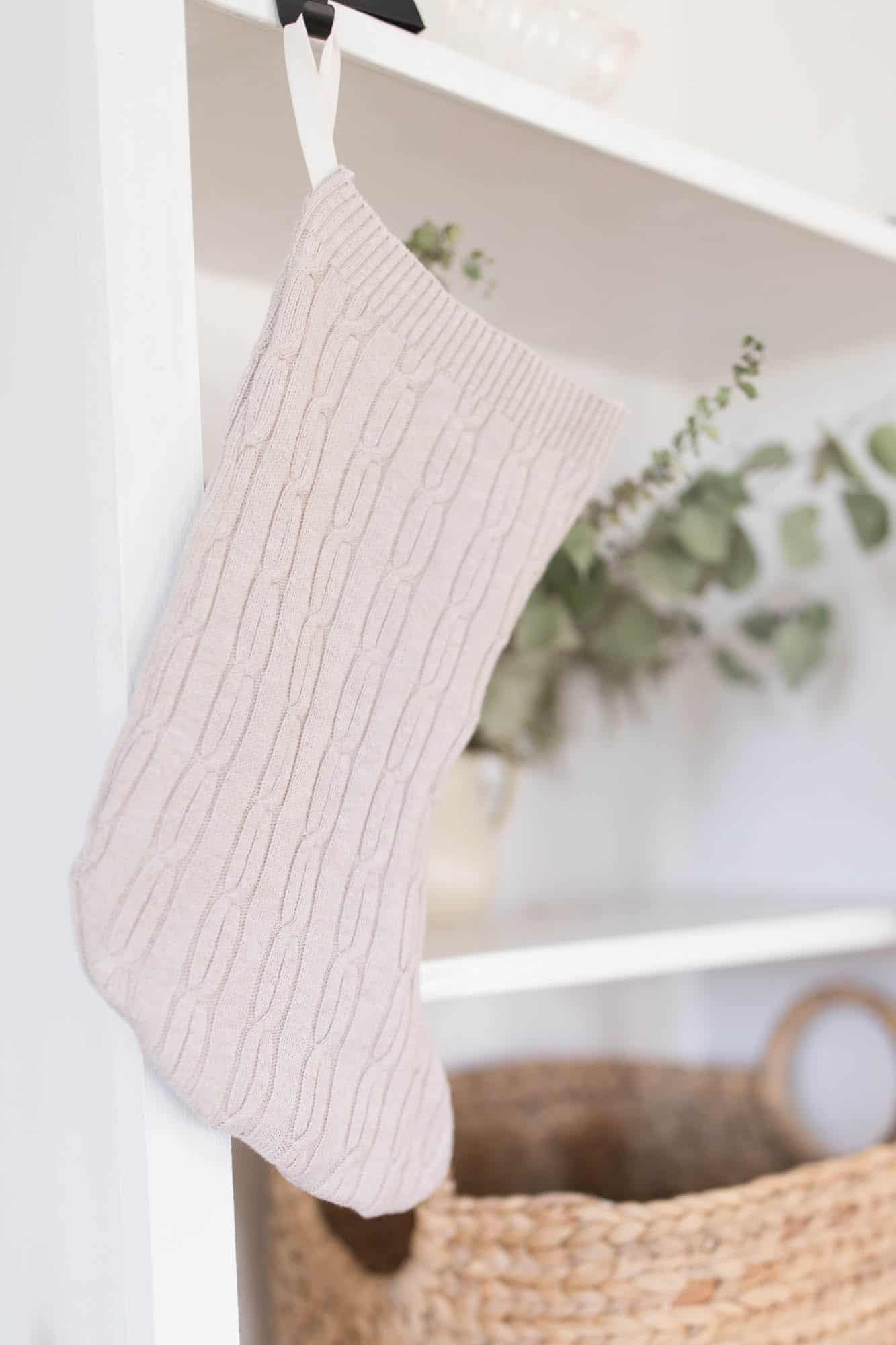DIY Stockings from Sweaters Sewing Video Tutorial