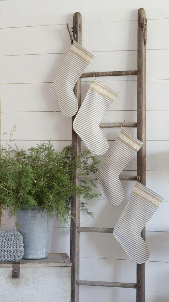 Where To Hang Stockings If No Mantle