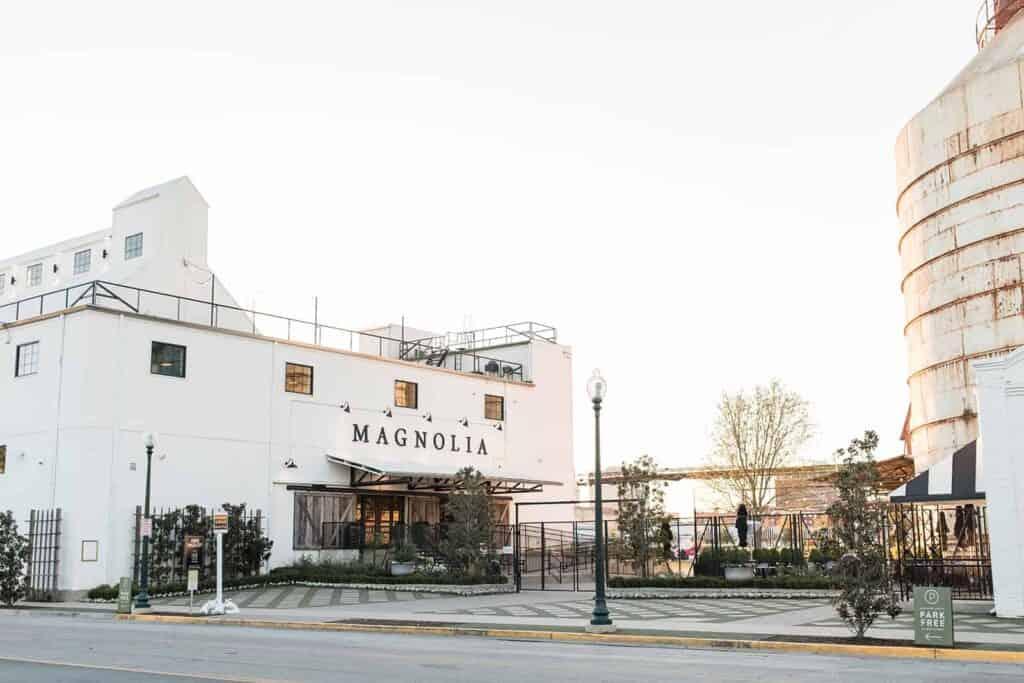 Waco Texas Magnolia Tour Magnolia Market