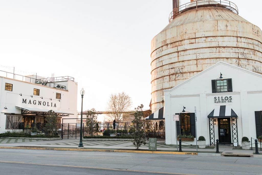 Waco Texas Magnolia Market and Silos Travel