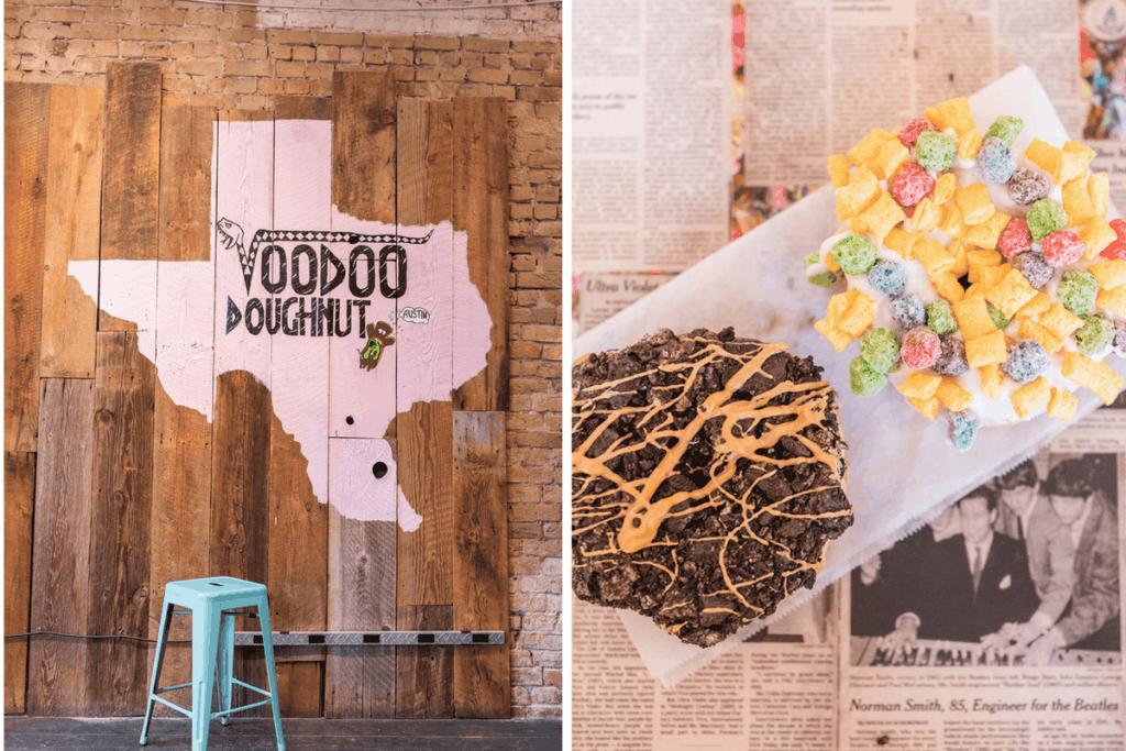 Austin Texas Voodoo doughnut Travel