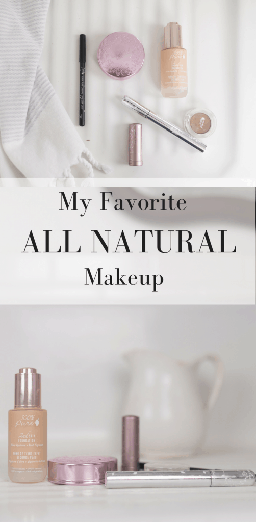 Best all natural makeup- My favorite all natural makeup brand