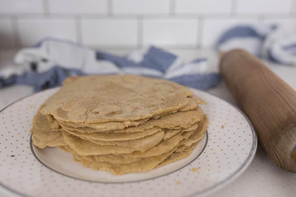Sourdough tortilla recipe long fermented
